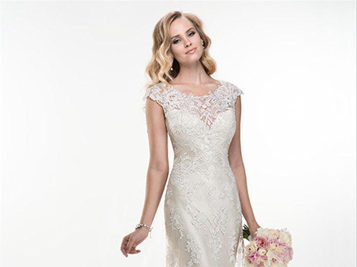 Tmx 1435715489119 Francesca Lawton wedding dress