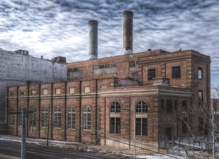 The Steam Plant