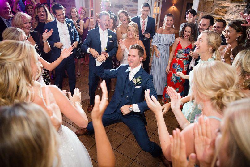 Wedding hip hop