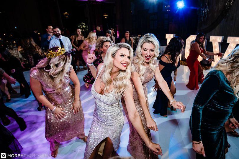 crystal tea room wedding reception svc blond dancers beautiful 51 2984 157981275723347