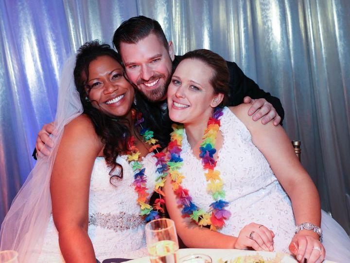 Tmx 1468264442532 20160312iatseballroomweddingreceptionmjklgbtdj Cli Malvern wedding dj