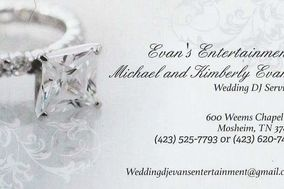 Evans Entertainment Wedding Dj