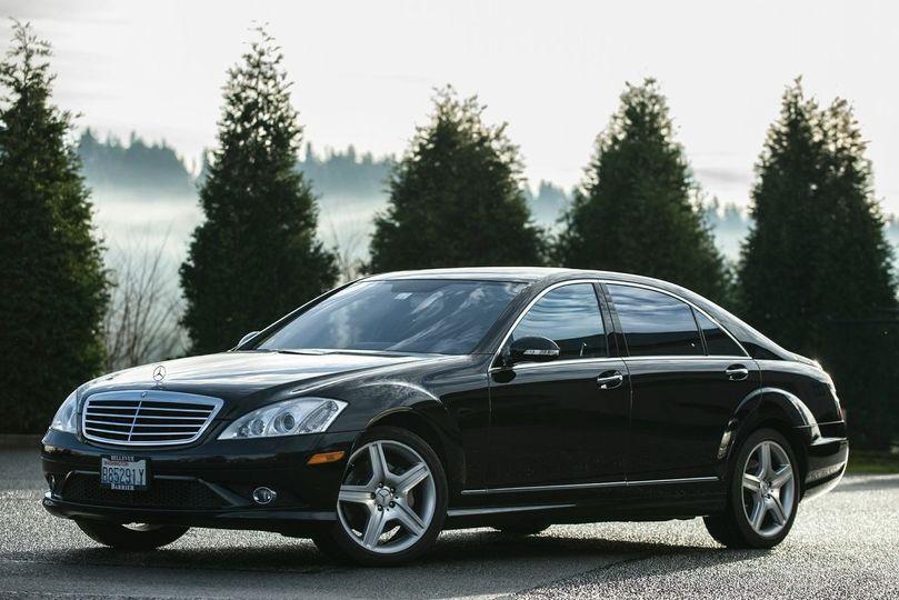 Mercedes S=550