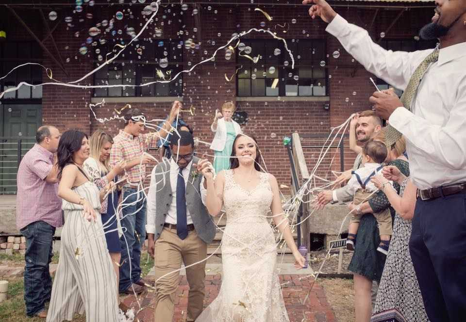 Glitter and Glue Weddings & Events