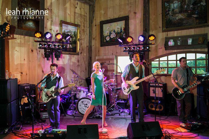 Vinyl Rhino Band Frederick Md Weddingwire