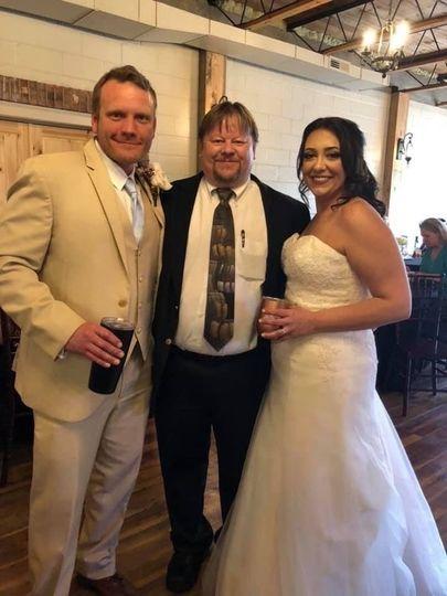 Bass - McDade Wedding