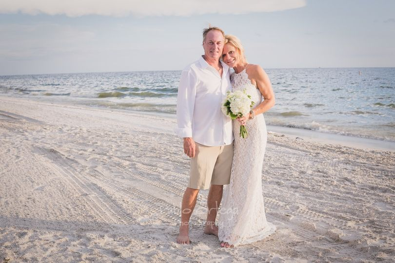The Moffat Wedding :: Anna Maria Island