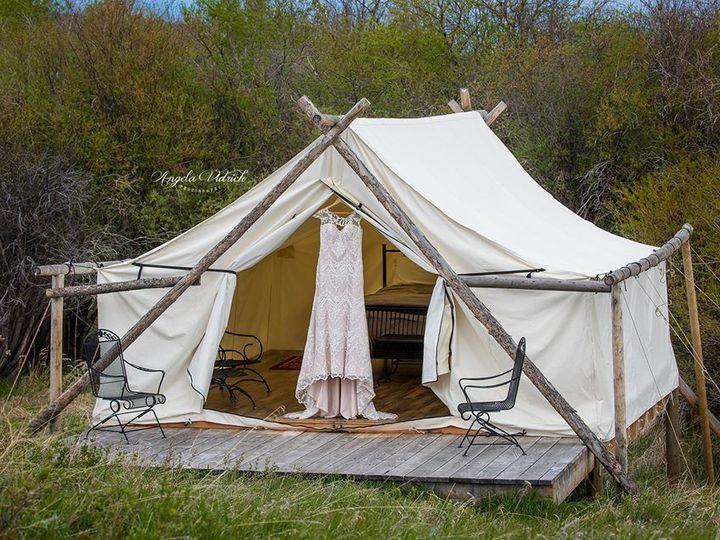 Tmx 1523027685 29829fbf2e39f84e 1523027684 83e47306b8e8d44c 1523027683059 4 Liz Dress Tent Pony wedding venue