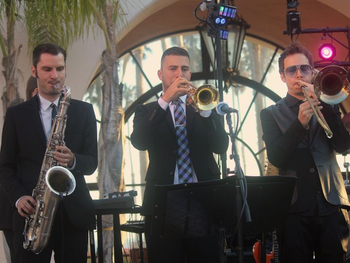 Tmx 1486514694980 Horn Section Solvang, CA wedding band