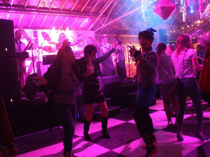 Tmx 1486514950276 80s Dance Floor Solvang, CA wedding band