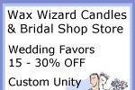 Wax Wizard Candles & Bridal Shop image