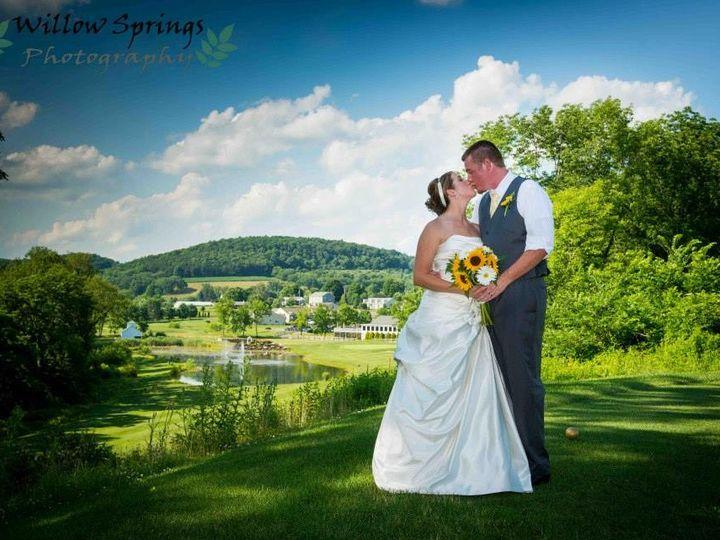 Tmx 1375217669547 Overlooking The Ceremony Site Bloomsburg wedding venue