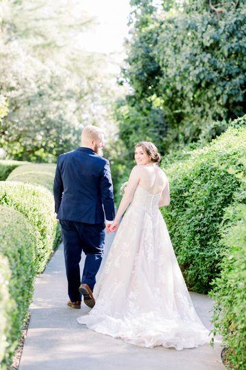 Newlyweds - A Lovely Photo