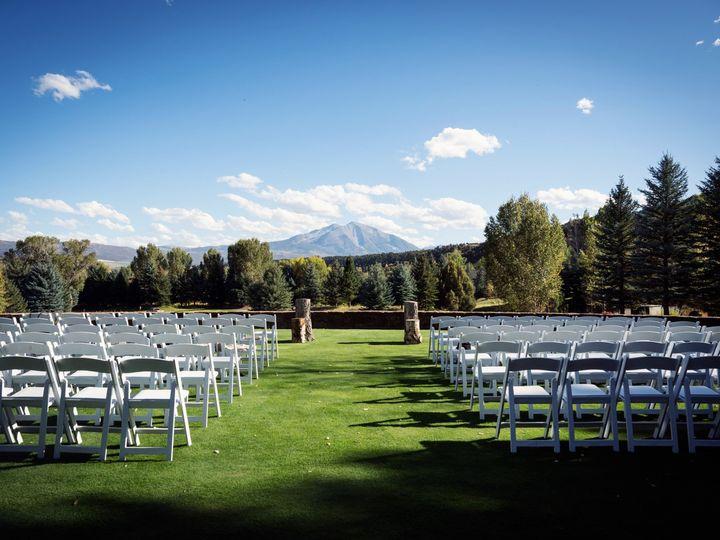 Tmx Lawn Ceremony3 51 557984 157963034822862 Carbondale, CO wedding venue