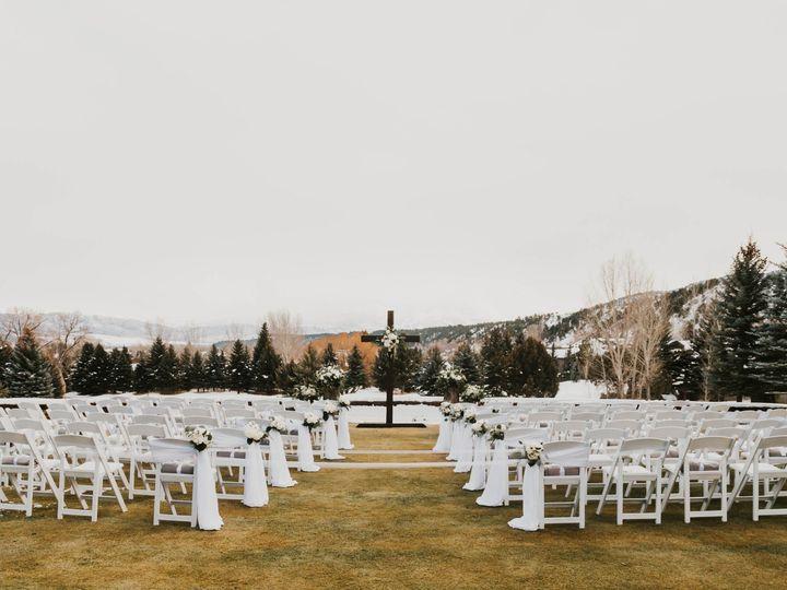 Tmx Winter Ceremony Lawn 51 557984 157963530724078 Carbondale, CO wedding venue