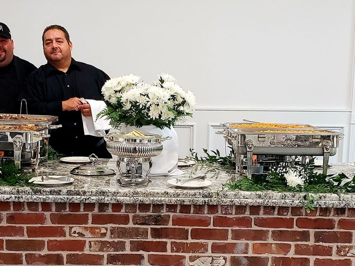 Tmx 1538103557 6ee8fe227e0d0082 1538103556 D6935a9b1cfc4302 1538103552483 4 Mc12 Grand Prairie, TX wedding catering