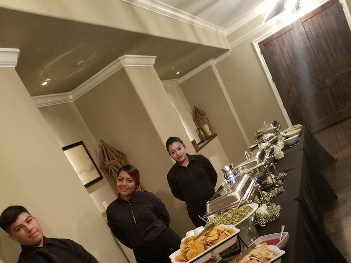 Tmx 1538105313 F008ceec67580f3a 1538105310 Fb6ea0829cb8f249 1538105303546 10 A Grand Prairie, TX wedding catering