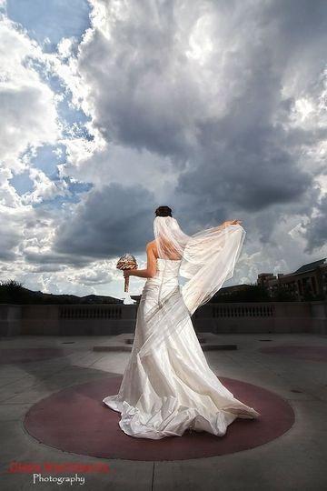 Millennium gate atlanta wedding