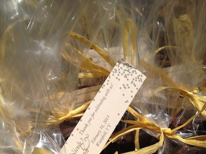 Tmx 1417962762478 Brownie Favor Richmond, Vermont wedding cake
