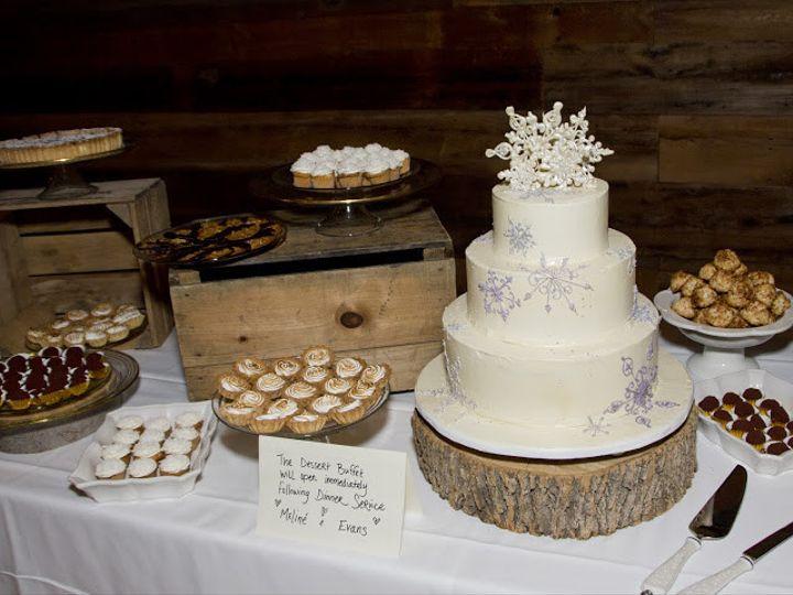 Tmx 1417962784296 Dessert Table 2 Richmond, Vermont wedding cake