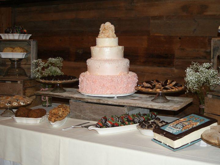 Tmx 1417963197971 Table Richmond, Vermont wedding cake