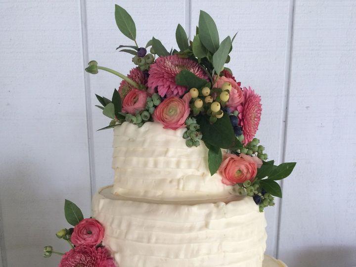 Tmx 1417963670720 Img1476 Richmond, Vermont wedding cake