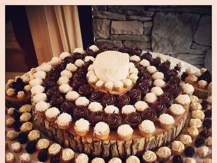 Tmx 1417963688748 Img1527 Richmond, Vermont wedding cake