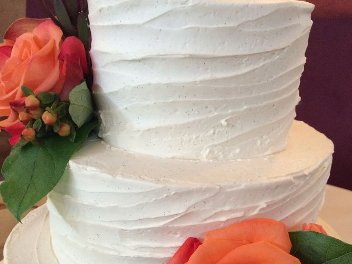 Tmx 1417963755268 Img1772 Richmond, Vermont wedding cake