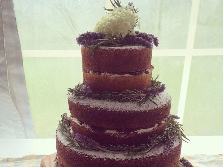 Tmx 1417963787902 Img1811 Richmond, Vermont wedding cake