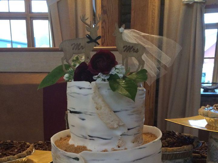 Tmx 1417963836119 Img1900 Richmond, Vermont wedding cake