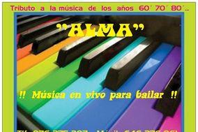 Alma actuaciones musicales