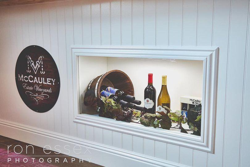 McCauley Bar Display