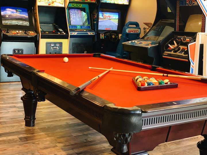 Tmx Mccauley Game Room Pool Table 51 520094 1564182094 Brentwood, CA wedding venue