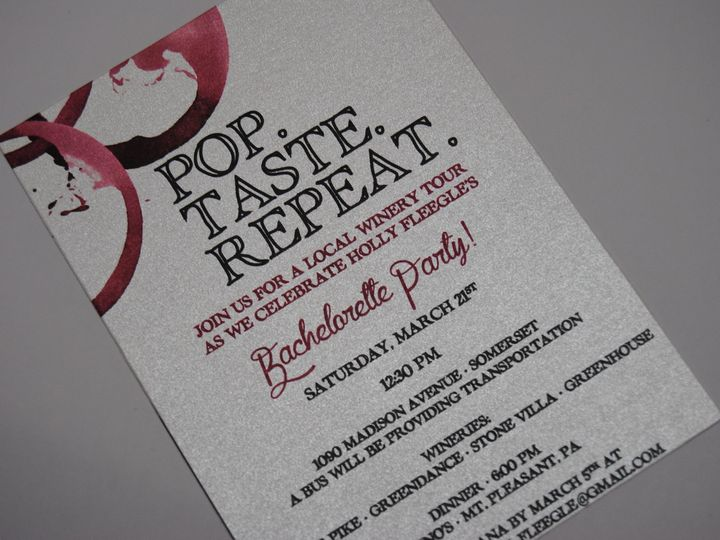 Tmx 1434623932999 Dsc0176 Hidden Valley wedding invitation