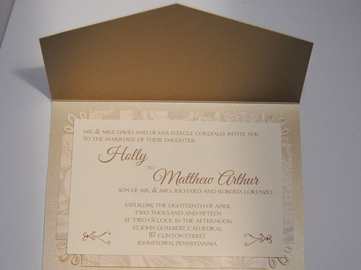 Tmx 1434623957767 Dsc0194 Hidden Valley wedding invitation