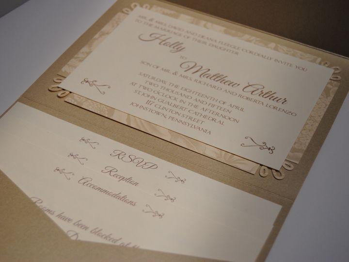 Tmx 1434623980307 Dsc0195 Hidden Valley wedding invitation
