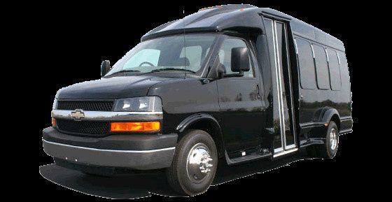 small limo bus