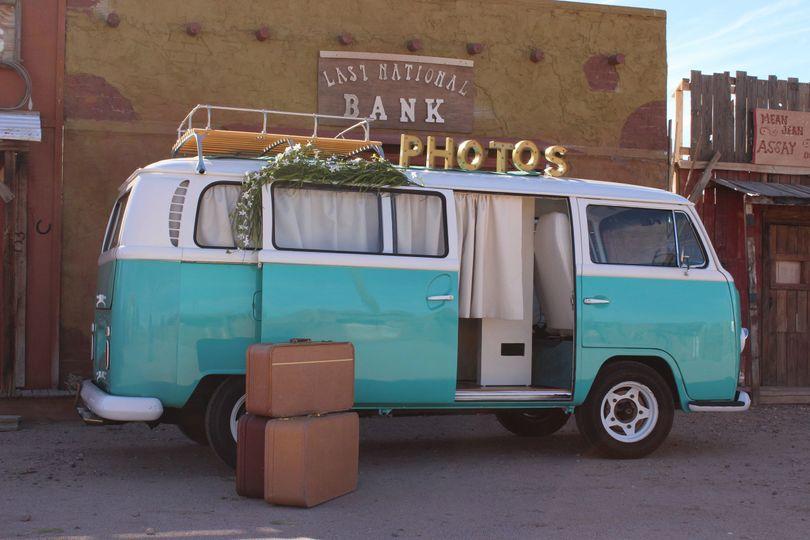 1969 Ragtop VW Photo Bus!