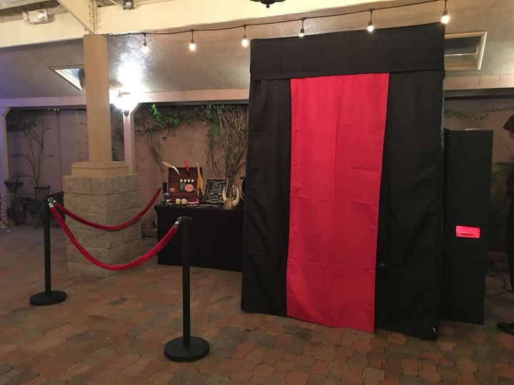 Party Booth!