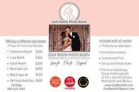 Goof Booth Photo Booth L.L.C