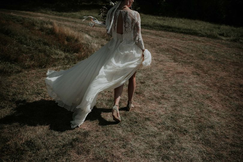 Seacoast Farm wedding in Maine