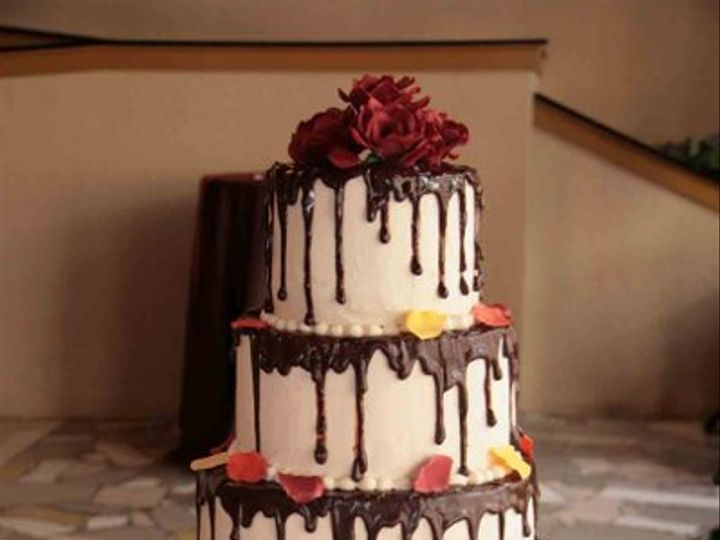 Tmx 1256085860181 HeinmanWedding Little Rock wedding cake
