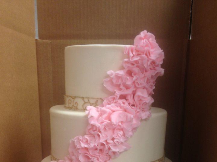 Tmx 1398899573702 05 Little Rock wedding cake