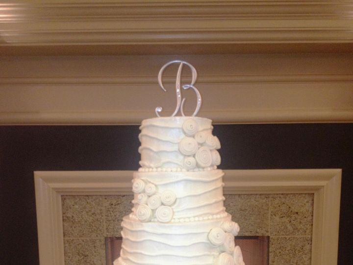 Tmx 1398899643690 06 Little Rock wedding cake
