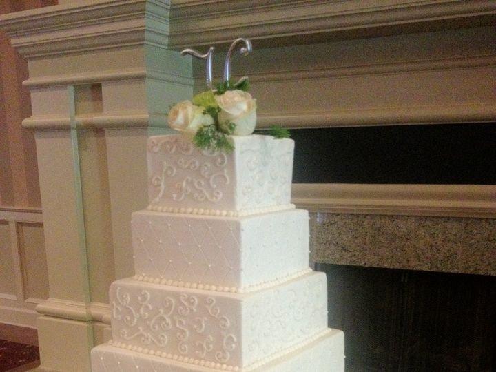 Tmx 1398899750706 14 Little Rock wedding cake