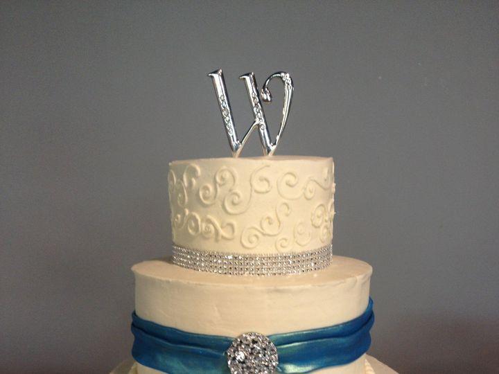 Tmx 1398899829324 22 Little Rock wedding cake