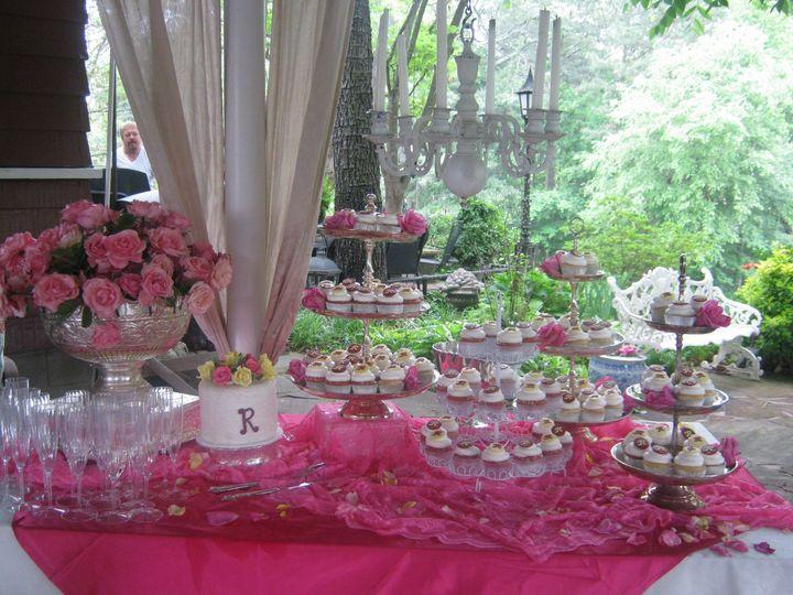 Tmx 1398900736366 Alexis Wedding Cake Tabl Little Rock wedding cake