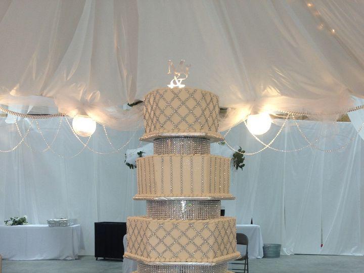 Tmx 1398900804000 Bling Cake  Little Rock wedding cake