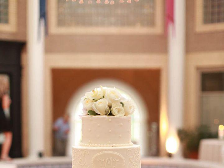Tmx 1398900817723 Bowers Wedding 31  Little Rock wedding cake