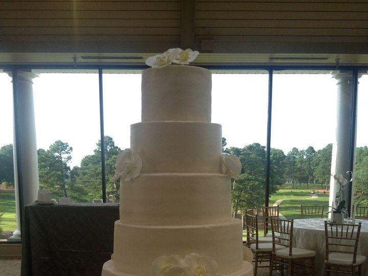 Tmx 1398901095166 Hastings Briggs Weddin Little Rock wedding cake